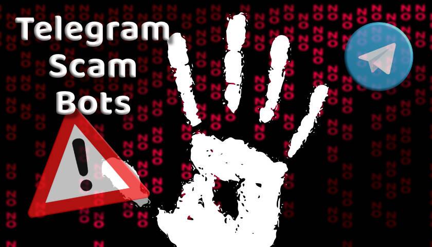 Telegram Spam Bots