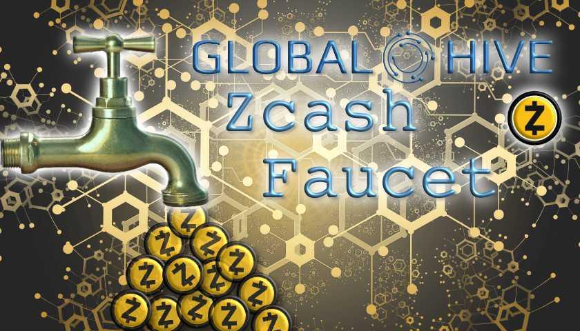 Globalhive_Zcash_Faucet